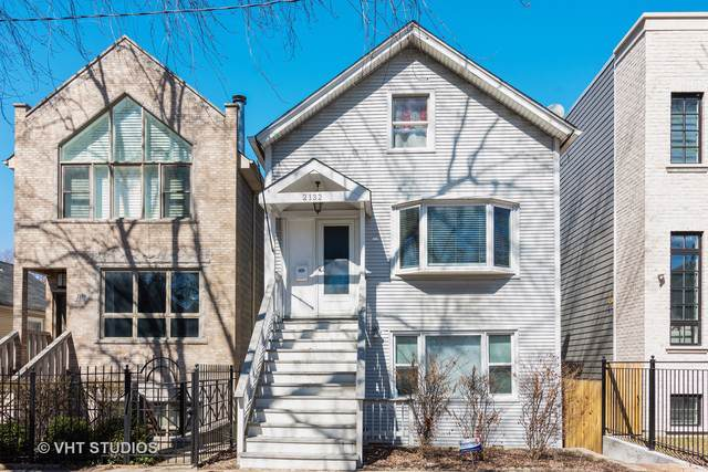 2132 W Barry Avenue, Chicago, IL 60618 (MLS #10562800) :: John Lyons Real Estate