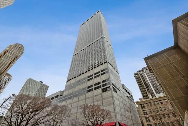 180 E Pearson Street #4006, Chicago, IL 60611 (MLS #10565613) :: John Lyons Real Estate