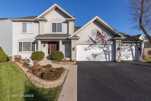 1029 Norfolk Lane, Grayslake, IL 60030 (MLS #10566106) :: Angela Walker Homes Real Estate Group