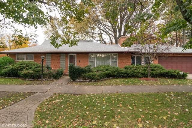 801 N Stone Avenue, La Grange Park, IL 60526 (MLS #10568751) :: Touchstone Group
