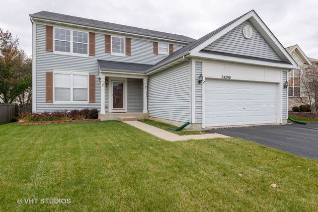 34290 N Bluestem Road, Round Lake, IL 60073 (MLS #10569573) :: Property Consultants Realty