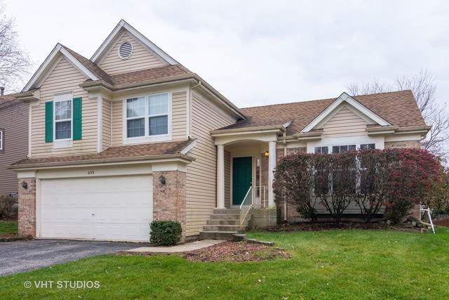 409 Fairfax Lane, Grayslake, IL 60030 (MLS #10569766) :: Property Consultants Realty