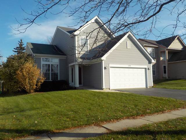 153 Augusta Drive, Streamwood, IL 60107 (MLS #10570799) :: Century 21 Affiliated