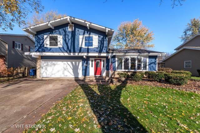 1104 E Greenwood Drive, Mount Prospect, IL 60056 (MLS #10571106) :: Century 21 Affiliated