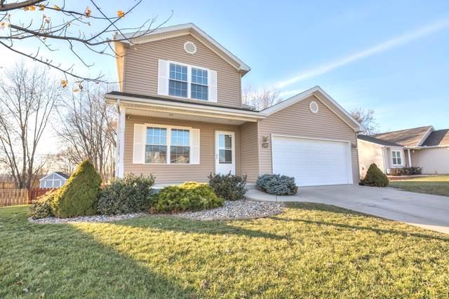 2909 Breezewood Boulevard, Bloomington, IL 61704 (MLS #10571266) :: Angela Walker Homes Real Estate Group