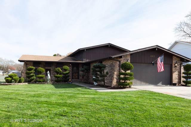 465 N Shabbona Street, Coal City, IL 60416 (MLS #10572136) :: Ryan Dallas Real Estate