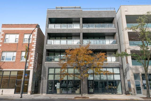 2210 W Chicago Avenue 3W, Chicago, IL 60622 (MLS #10572151) :: Property Consultants Realty
