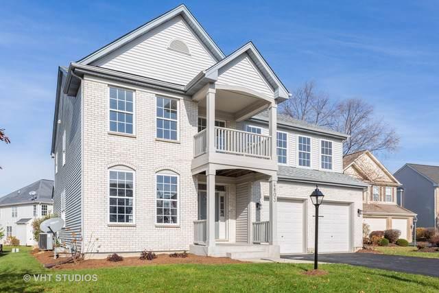 4803 Cedarledge Court, Carpentersville, IL 60110 (MLS #10572950) :: Baz Realty Network | Keller Williams Elite