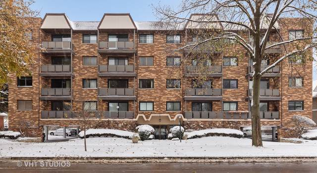 121 S Vail Avenue #303, Arlington Heights, IL 60005 (MLS #10573017) :: Century 21 Affiliated