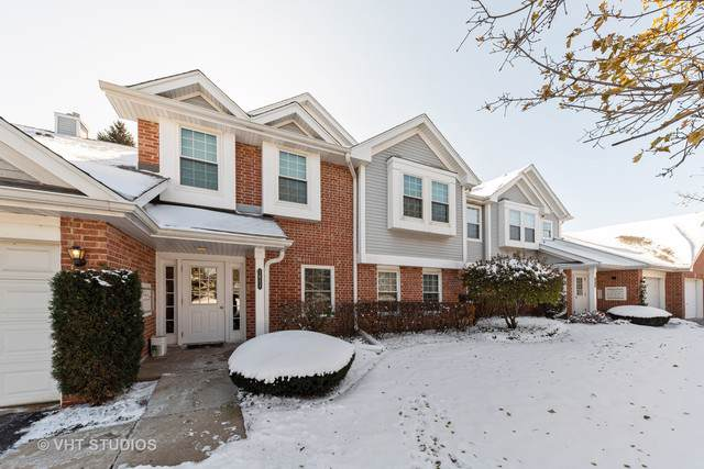 1611 W Hawkes Street #14023, Arlington Heights, IL 60004 (MLS #10573774) :: Berkshire Hathaway HomeServices Snyder Real Estate