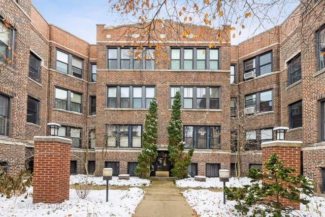 751 W Brompton Avenue 1W, Chicago, IL 60657 (MLS #10574623) :: Property Consultants Realty