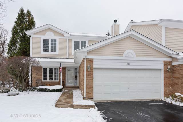 867 Harper Court, Cary, IL 60013 (MLS #10574685) :: The Perotti Group   Compass Real Estate