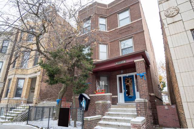 2609 W Chicago Avenue, Chicago, IL 60622 (MLS #10574929) :: The Perotti Group | Compass Real Estate