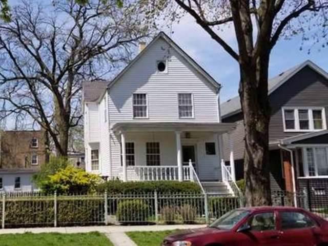 2704 N Hamlin Avenue, Chicago, IL 60647 (MLS #10575100) :: The Perotti Group | Compass Real Estate