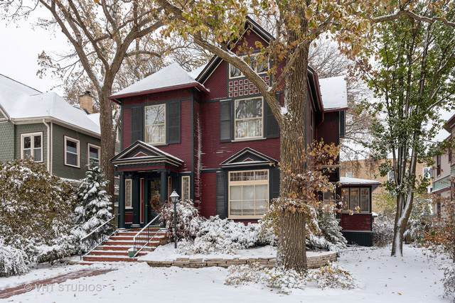 1231 Maple Avenue, Evanston, IL 60202 (MLS #10575177) :: Property Consultants Realty