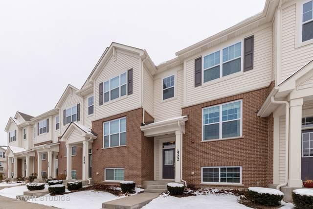 522 Lexington Lane, Rolling Meadows, IL 60008 (MLS #10575475) :: Touchstone Group