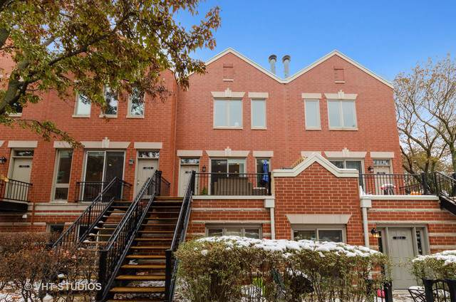 1522 W School Street C, Chicago, IL 60657 (MLS #10575777) :: Property Consultants Realty
