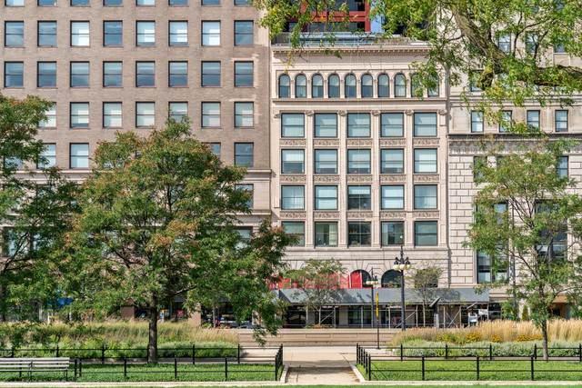 318 S Michigan Avenue #4, Chicago, IL 60604 (MLS #10576075) :: Property Consultants Realty