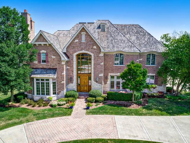 86 S Cabernet Court, Burr Ridge, IL 60527 (MLS #10576209) :: The Wexler Group at Keller Williams Preferred Realty