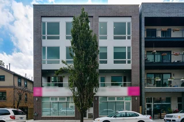 3051 W Armitage Avenue 4E, Chicago, IL 60647 (MLS #10576724) :: Property Consultants Realty