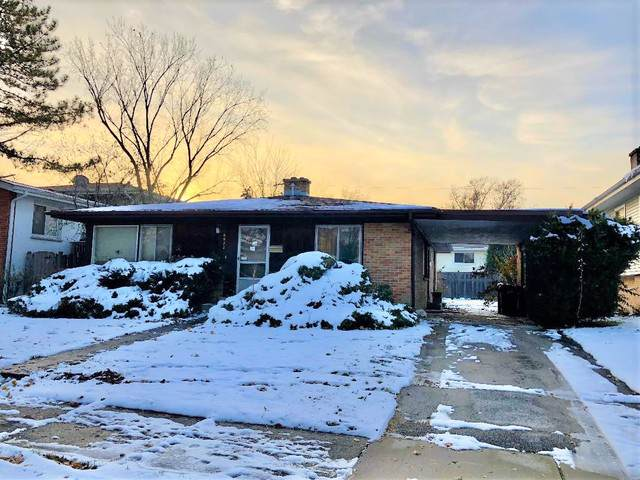 8922 Nashville Avenue, Morton Grove, IL 60053 (MLS #10576786) :: John Lyons Real Estate