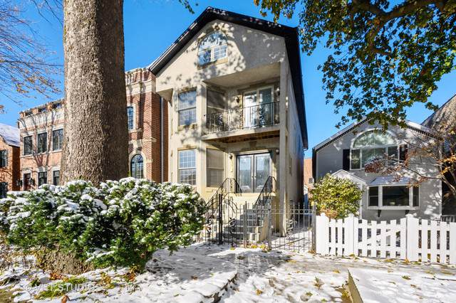 1304 W Schubert Avenue, Chicago, IL 60614 (MLS #10577188) :: Property Consultants Realty