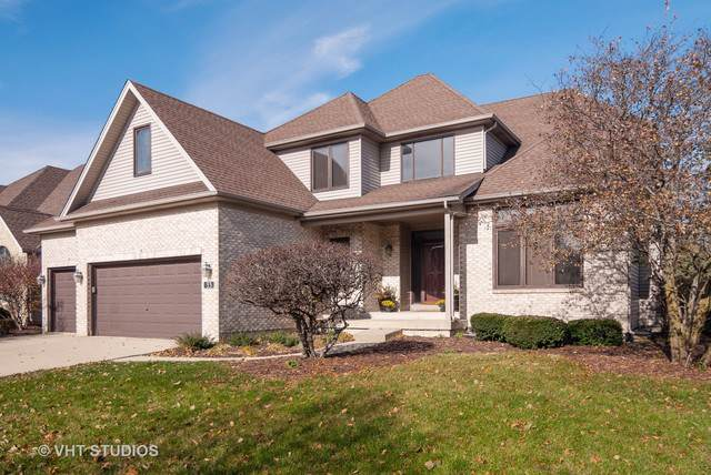33 W Sandstone Court, South Elgin, IL 60177 (MLS #10577867) :: Angela Walker Homes Real Estate Group