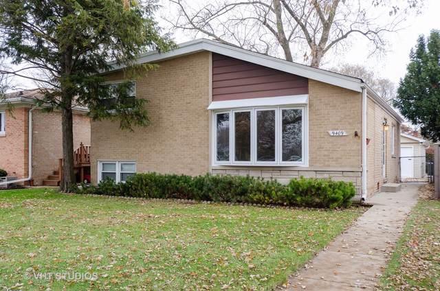 9409 Leamington Street, Skokie, IL 60077 (MLS #10578927) :: The Wexler Group at Keller Williams Preferred Realty