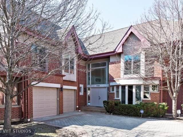 939 Central Avenue, Highland Park, IL 60035 (MLS #10579327) :: Lewke Partners