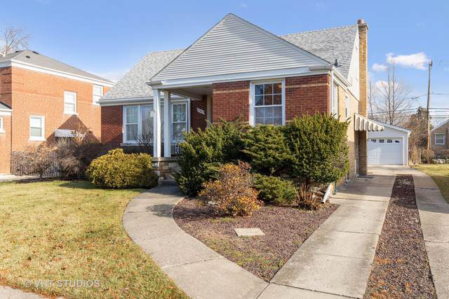 2313 S 2nd Avenue, North Riverside, IL 60546 (MLS #10579469) :: Angela Walker Homes Real Estate Group