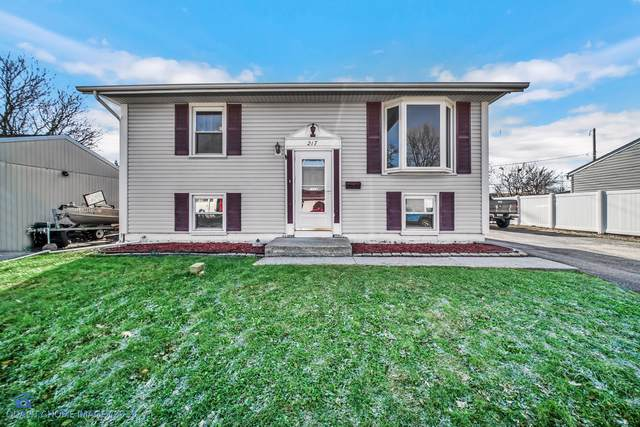 217 Haller Avenue, Romeoville, IL 60446 (MLS #10580593) :: The Wexler Group at Keller Williams Preferred Realty