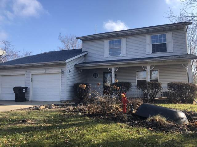 405 Moore Avenue, LEROY, IL 61752 (MLS #10581115) :: Jacqui Miller Homes