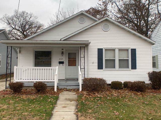 407 S 2nd Street, Watseka, IL 60970 (MLS #10582050) :: The Wexler Group at Keller Williams Preferred Realty
