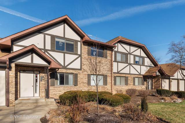 107 E Walters Lane 1A, Itasca, IL 60143 (MLS #10583896) :: Century 21 Affiliated