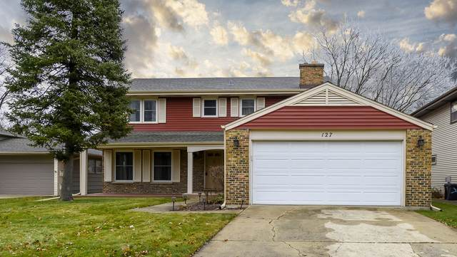 127 Berkshire Drive, Wheeling, IL 60090 (MLS #10584651) :: Helen Oliveri Real Estate