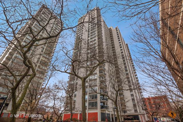 1460 N Sandburg Terrace 507A, Chicago, IL 60610 (MLS #10585412) :: Property Consultants Realty