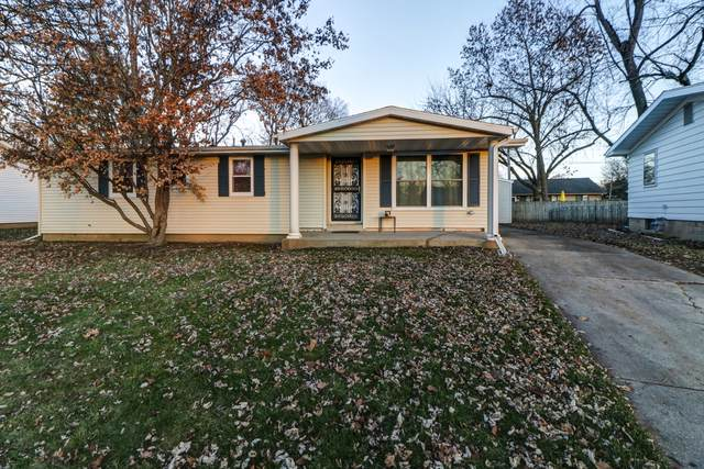 1018 Frank Drive, Champaign, IL 61821 (MLS #10585879) :: The Wexler Group at Keller Williams Preferred Realty