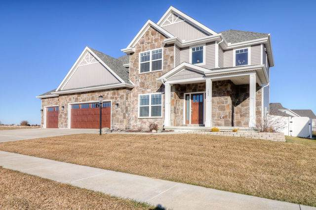 1002 Cascade Drive, Savoy, IL 61874 (MLS #10586088) :: Property Consultants Realty