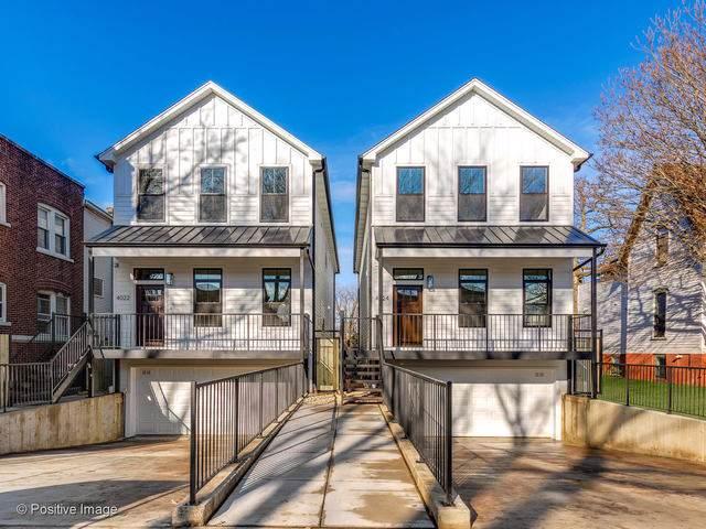4022 W Belle Plaine Avenue, Chicago, IL 60641 (MLS #10586436) :: Baz Realty Network | Keller Williams Elite