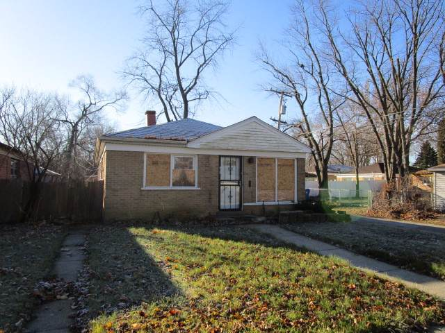 314 W 150TH Place, Harvey, IL 60426 (MLS #10586639) :: John Lyons Real Estate