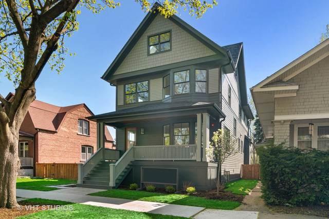 1114 S Scoville Avenue, Oak Park, IL 60304 (MLS #10586930) :: Ryan Dallas Real Estate