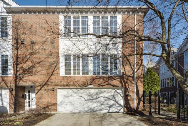 1152 W Polk Street, Chicago, IL 60607 (MLS #10587226) :: Property Consultants Realty