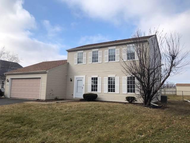909 Fieldside Lane, Aurora, IL 60504 (MLS #10587304) :: Property Consultants Realty