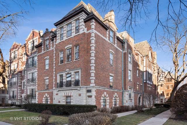 1931 Sherman Avenue #2, Evanston, IL 60201 (MLS #10587662) :: Century 21 Affiliated