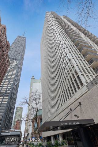 200 E Delaware Place 20A, Chicago, IL 60611 (MLS #10587889) :: Touchstone Group
