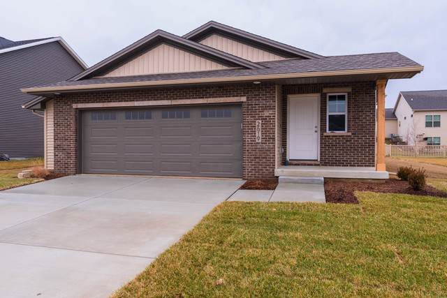 2619 Limestone Court, Normal, IL 61761 (MLS #10587959) :: Janet Jurich
