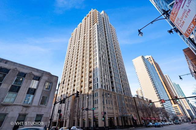 1250 S Michigan Avenue #1505, Chicago, IL 60605 (MLS #10588962) :: The Mattz Mega Group