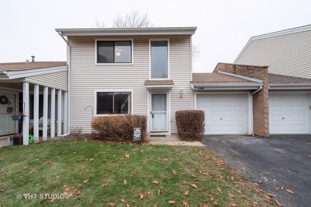1726 E Hudson Bay Lane #70, Palatine, IL 60074 (MLS #10589071) :: Helen Oliveri Real Estate