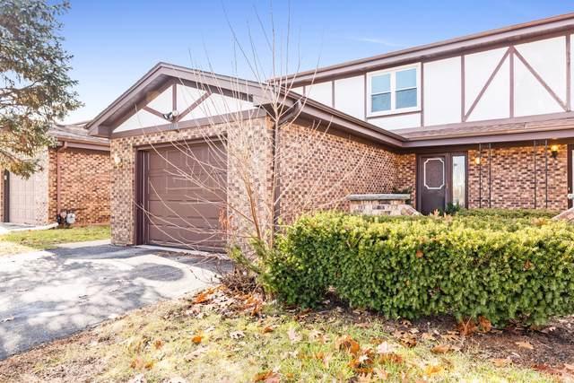 1036 S Hunt Club Drive, Mount Prospect, IL 60056 (MLS #10589088) :: Helen Oliveri Real Estate