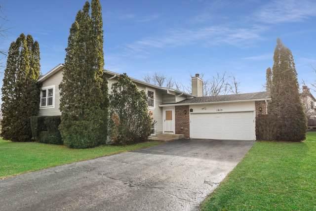 1615 Chesapeake Drive, Hoffman Estates, IL 60195 (MLS #10589398) :: Lewke Partners